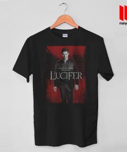 Lucifer In The City Of Angels T Shirt is the best and cheap designs clothing