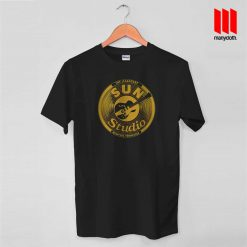 The Legendary Sun Studio T Shirt is the best and cheap designs clothing