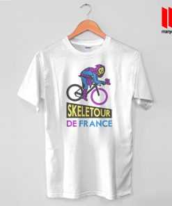 Skeletour De France T Shirt is the best and cheap designs clothing T Shirt is the best and cheap designs clothing for gift