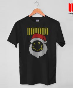 Smell Like Santa Spirit T Shirt is the best and cheap designs clothing