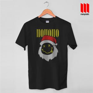 Smell Like Santa Spirit T Shirt is the best and cheap designs clothing T Shirt is the best and cheap designs clothing for gift