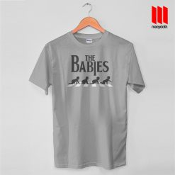 The Babies T Shirt is the best and cheap designs clothing