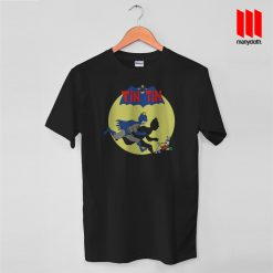 The Bat Tin T Shirt is the best and cheap designs clothing