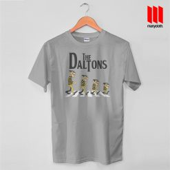 The Daltons Road T Shirt is the best and cheap designs clothing