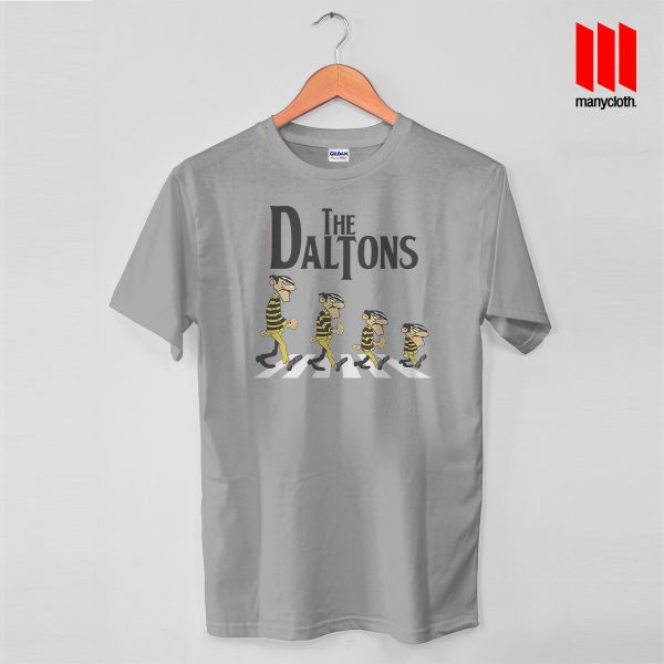 The Daltons Road Gray Tshirt 600x600 The Daltons Road T Shirt is the best and cheap designs clothing