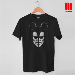 The Horror Mouse T Shirt is the best and cheap designs clothing