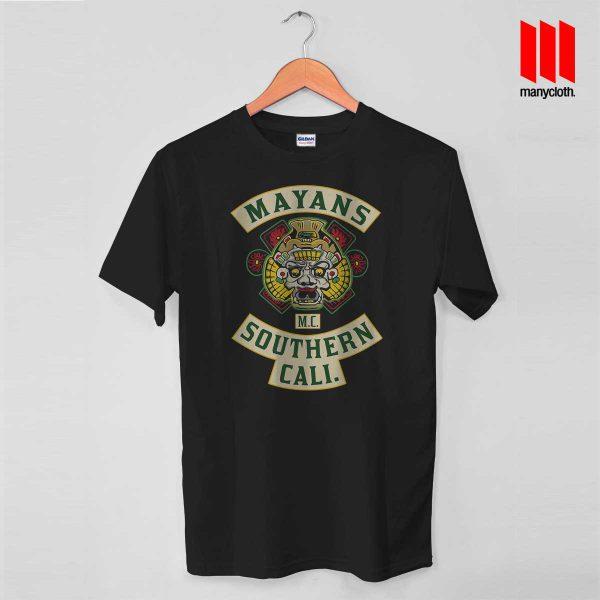 Full Patch Of Mayans MC T Shirt