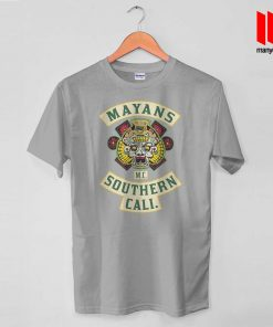 Full Patch Of Mayans MC T Shirt
