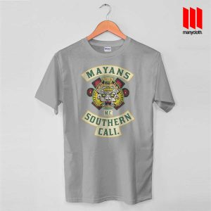 Full Patch Of Mayans T Shirt is the best and cheap designs clothing
