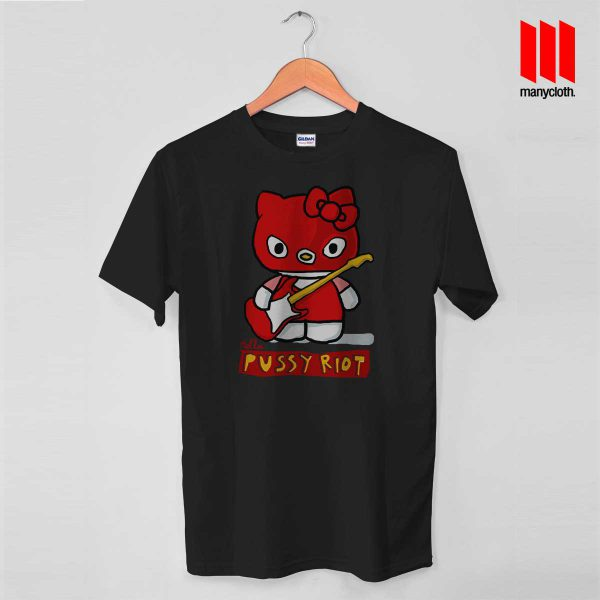 Hello Riot Black T Shirt 600x600 Hello Riot T Shirt is the best and cheap designs clothing