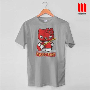 Hello Riot Gray T Shirt 300x300 Hello Riot T Shirt is the best and cheap designs clothing