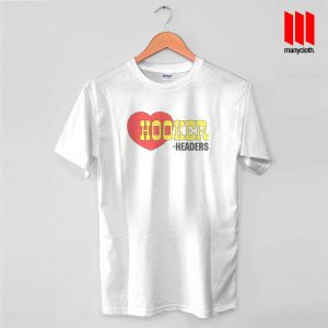 Lovely Headers T Shirt is the best and cheap designs clothing