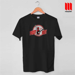The Riot Girls T Shirt is the best and cheap designs clothing