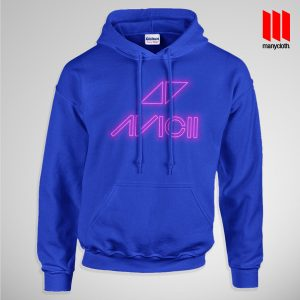 The Deejay Neon Logo Hoodie is the best and cheap designs clothing for gift