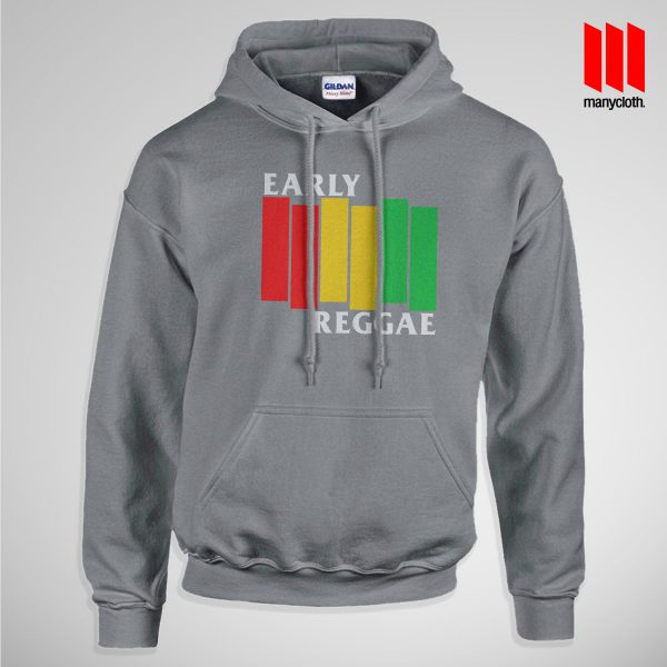 Early Reggae Flag Pullup Hoodie Gray 600x600 Early Reggae Flag Hoodie is the best and cheap designs clothing for gift