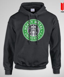Heavy Metal University Hoodie is the best and cheap designs clothing for gift