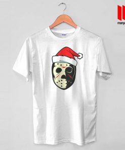 Jason Xmas T Shirt is the best and cheap designs clothing