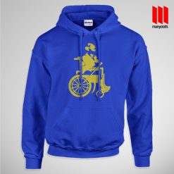 Johnnie Walked Hoodie is the best and cheap designs clothing for gift