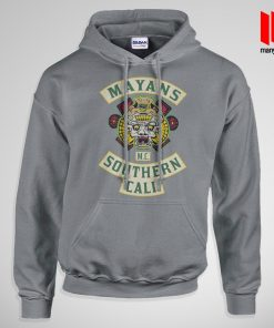 Full Patch Of Mayans Hoodie is the best and cheap designs clothing for gift