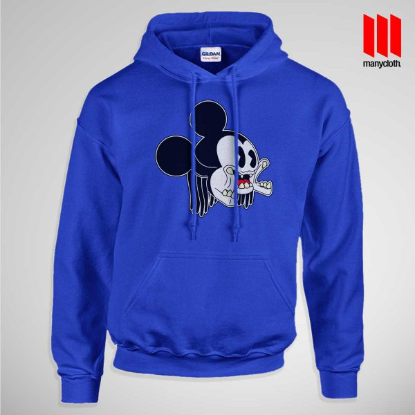 Predamouse Pullup Hoodie Blue 600x600 Predamouse Hoodie is the best and cheap designs clothing for gift