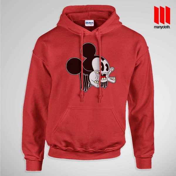 Predamouse Pullup Hoodie Red 600x600 Predamouse Hoodie is the best and cheap designs clothing for gift
