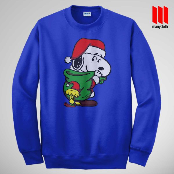Santa Dog Sweatshirt Blue 600x600 Santa Dog Sweatshirt