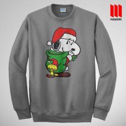 Santa Dog Sweatshirt