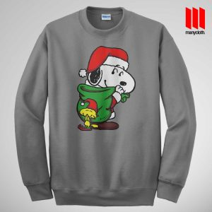 Santa Dog Sweatshirt Gray 300x300 Santa Dog Sweatshirt