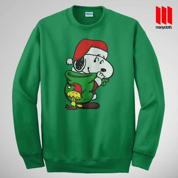 Santa Dog Sweatshirt Green 600x600 Santa Dog Sweatshirt