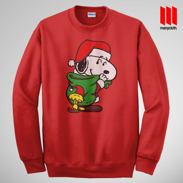 Santa Dog Sweatshirt Red 600x600 Santa Dog Sweatshirt