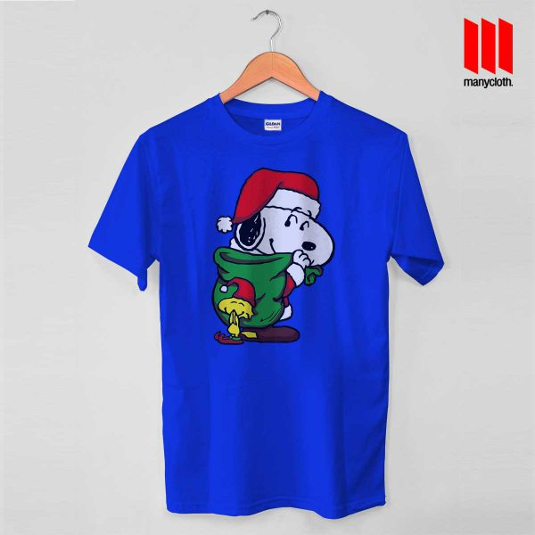 Santa Dog T Shirt is the best and cheap designs clothing for gift