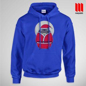 Santa Totoro Pullup Hoodie Blue 300x300 Santa Totoro Hoodie is the best and cheap designs clothing for gift