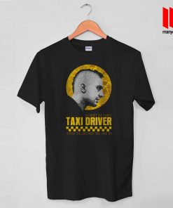 Taxi Driver T Shirt is the best and cheap designs clothing