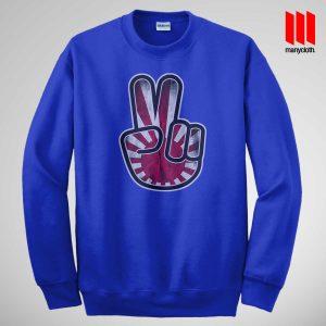 Victory For Japan Sweatshirt Blue 300x300 Victory For Japan Sweatshirt