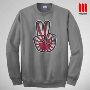 Victory For Japan Sweatshirt
