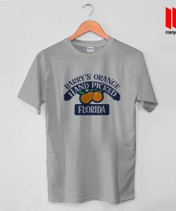 Barry Orange Hand Picked Florida T Shirt