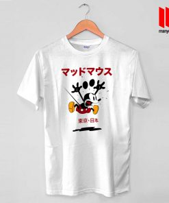 Disney Mickey Mouse Japan T Shirt