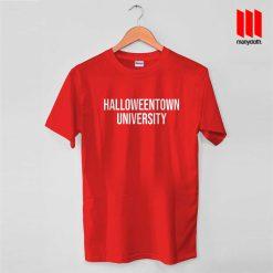 Halloween Town University T Shirt