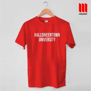 Halloween Town University T Shirt