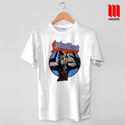 Judas Priest Poster Band T Shirt