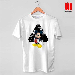 Palace Mickey Mouse Collab T Shirt