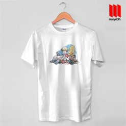 Winnie The Pooh Watercolor T Shirt