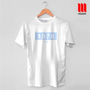 1978 New York T Shirt