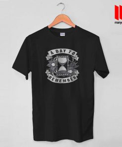 A Day To Remember Hourglass T Shirt
