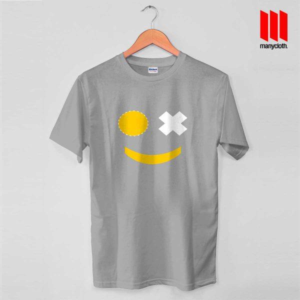 Smile Icon Quote 600x600 Smile Icon Quote T Shirt