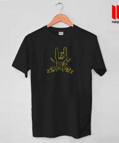 5 Second Of Summer Rock Hands T Shirt