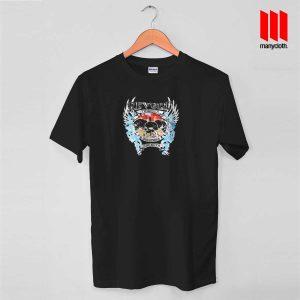 Revolt Quote Band T Shirt