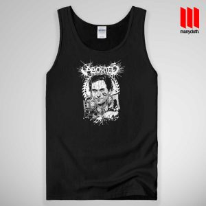 Aborted Meticulous Invagination My Name Is Ted Tank Top Unisex