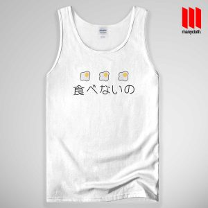Egg Kawaii Japanese Tank Top Unisex