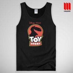 Disney Pixar Toy Story Jurassic Rex Tank Top Unisex